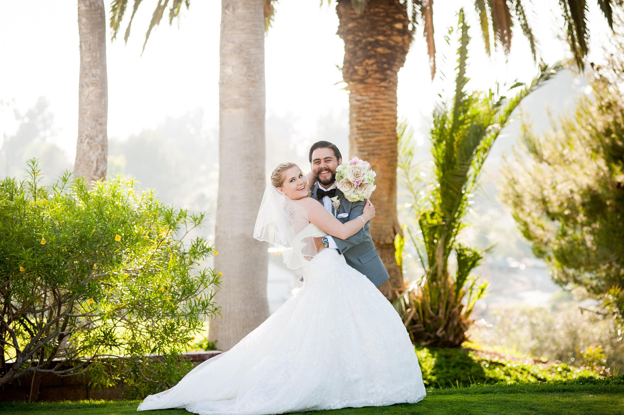 Asistencia mission redlands wedding dress